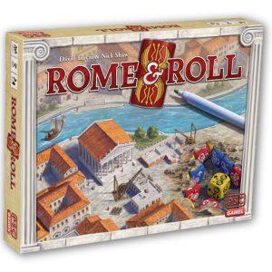 Rome & Roll Caja