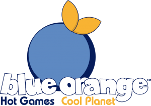 Blue Orange Logo