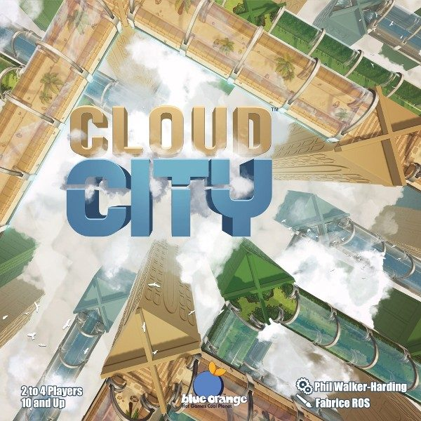 Cloud City Portada