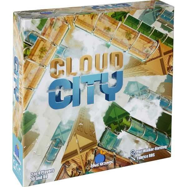 Cloud City Caja