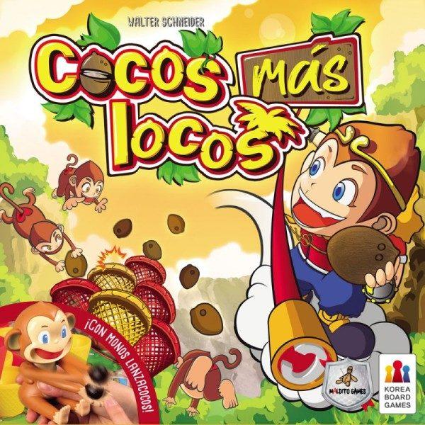 Cocos mas Locos Portada