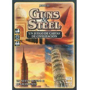 Guns & Steel Portada