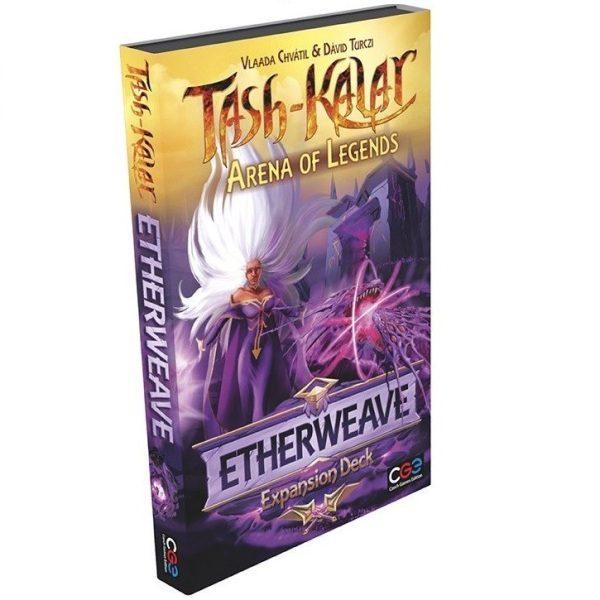 Tash-Kalar: Arena de Leyendas - Etherweave Caja