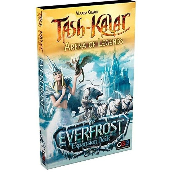 Tash Kalar: Arena de Leyendas - Everfrost Caja