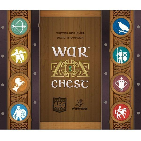 War Chest Portada