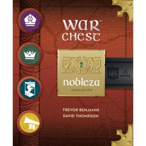 War Chest: Nobleza Portada