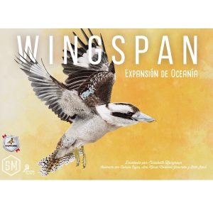 Wingspan: Expansion Oceania Portada