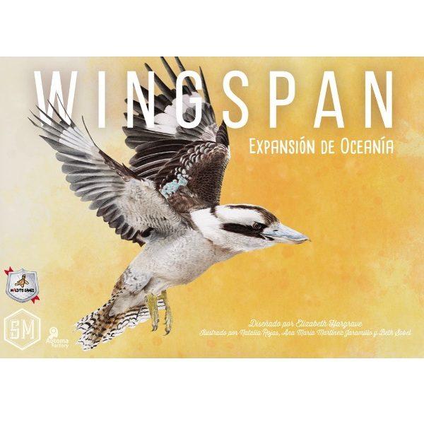 Wingspan: Expansion Oceania Portada