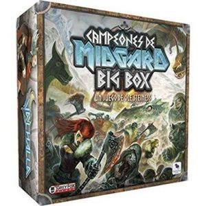 Campeones de Midgard Big Box Caja