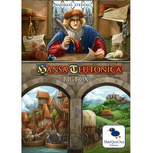 Hansa Teutonica Big Box Portada