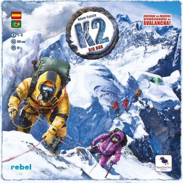 K2 Big Box Portada