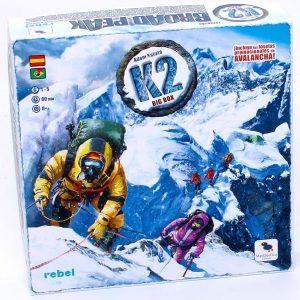 K2 Big Box Caja