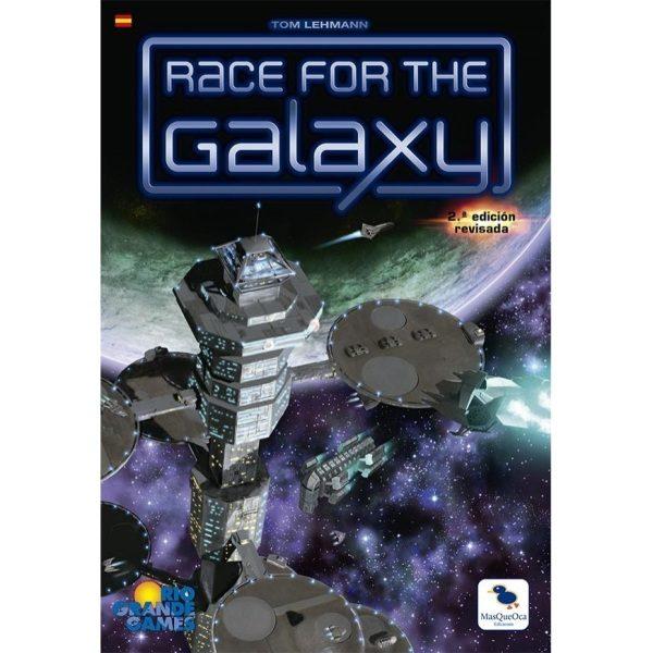 Race for the Galaxy Portada