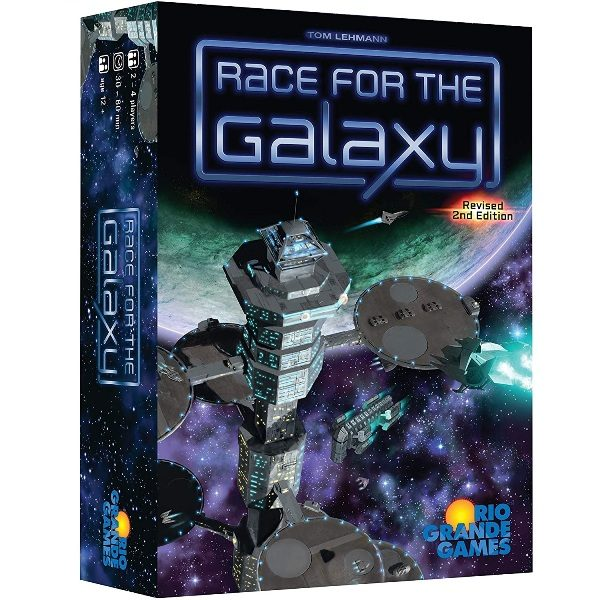 Race for the Galaxy Caja