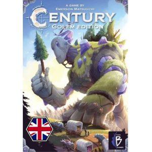 Century Golem Edition Portada