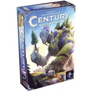 Century Golem Edition Caja