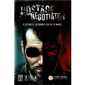Hostage Negotiator Portada