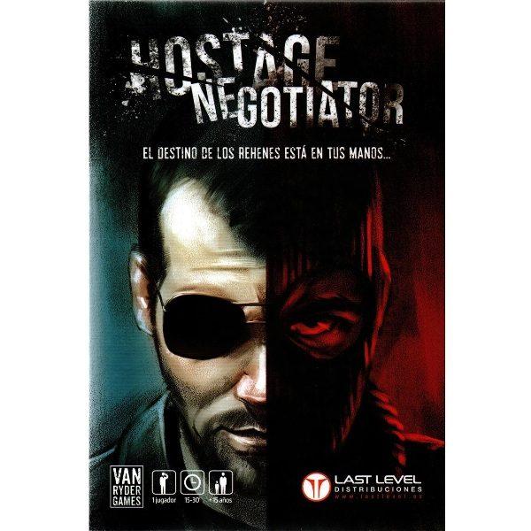 Hostage Negotiator Portada