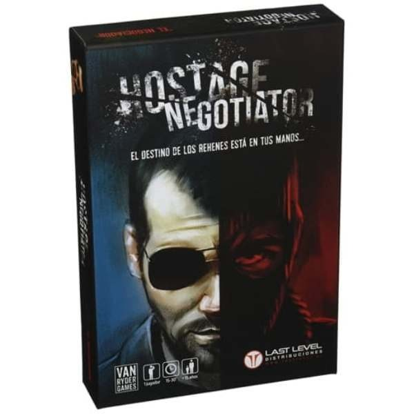 Hostage Negotiator Caja