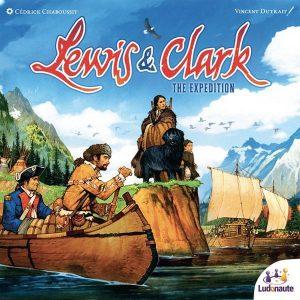 Lewis & Clark Nueva Edición Portada
