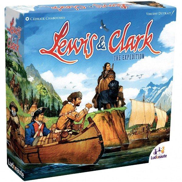 Lewis & Clark Nueva Edición Caja
