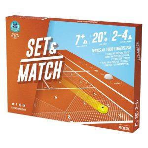Set & Match Caja