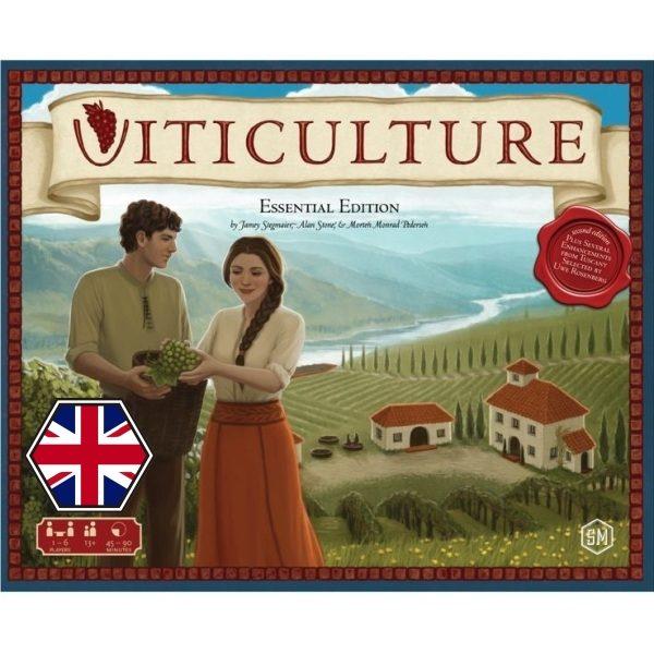 Viticulture Second Edition Ingles Portada