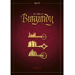 The Castles of Burgundy Portada
