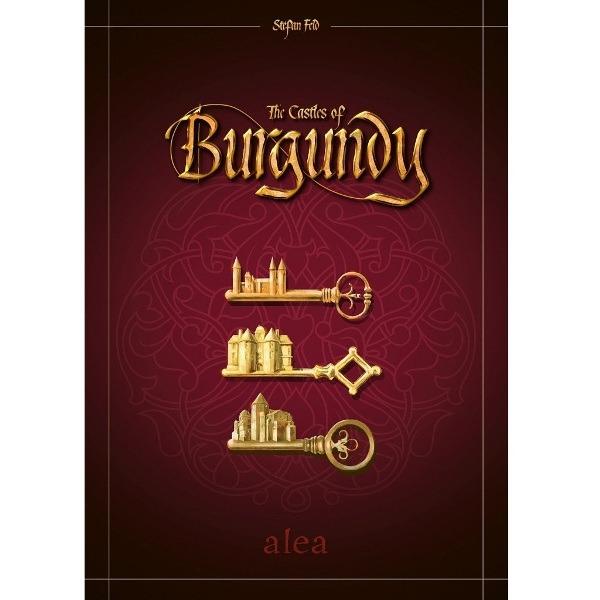 The Castles of Burgundy Portada