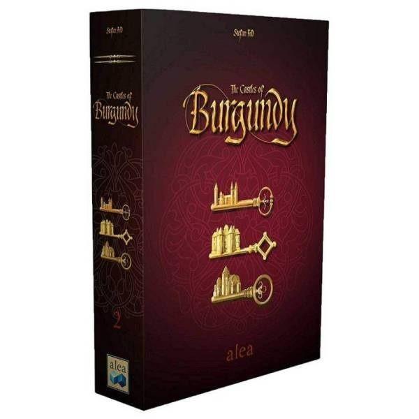The Castles of Burgundy Caja