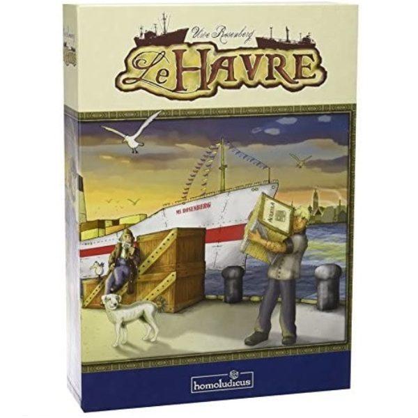 Le Havre Caja