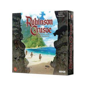 Robinson Crusoe Caja