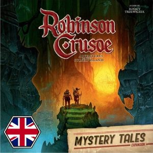 Robinson Crusoe Relatos Misteriosos Portada