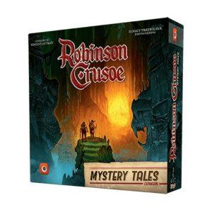 Robinson Crusoe Relatos Misteriosos Caja