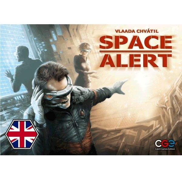 Space Alert Portada