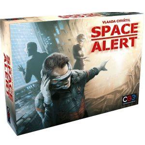 Space Alert Caja