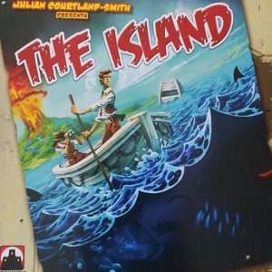 The Island Portada
