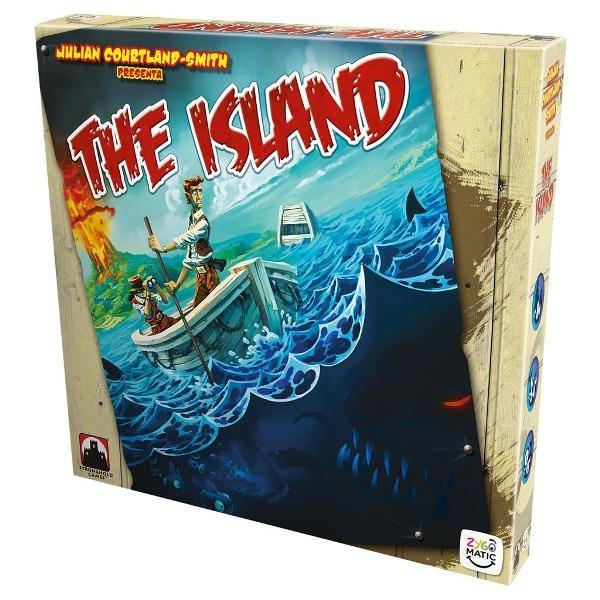 The Island Caja