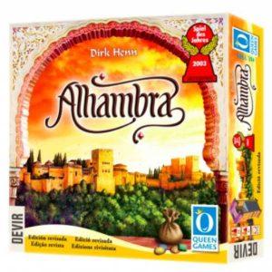 Alhambra Caja