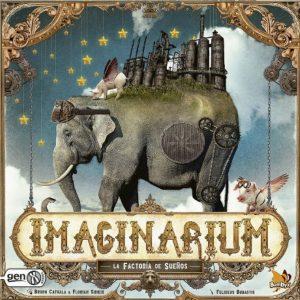 Imaginarium Portada