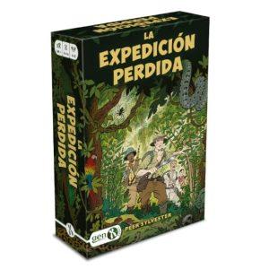 La Expedición Perdida Caja