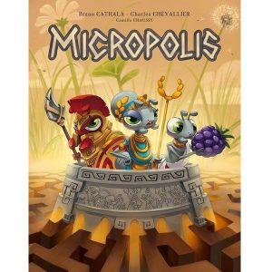 Micropolis Portada