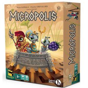 Micropolis Caja