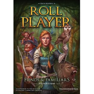 Roll Player Familiares y Diablillos Portada