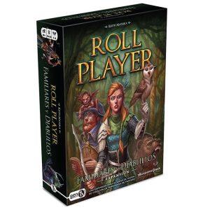 Roll Player Familiares y Diablillos Caja