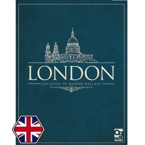 London Inglés Portada