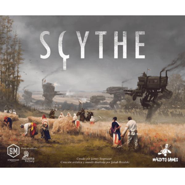 Scythe Portada
