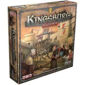 Kingsburg Caja