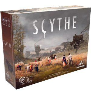 Scythe Caja