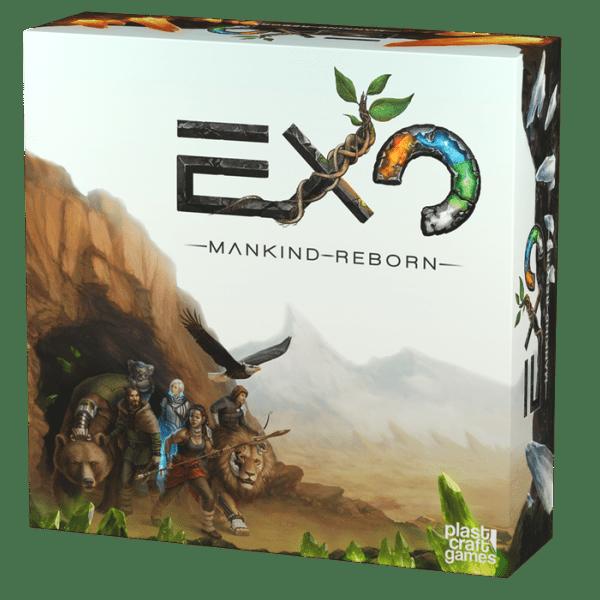 EXO Caja